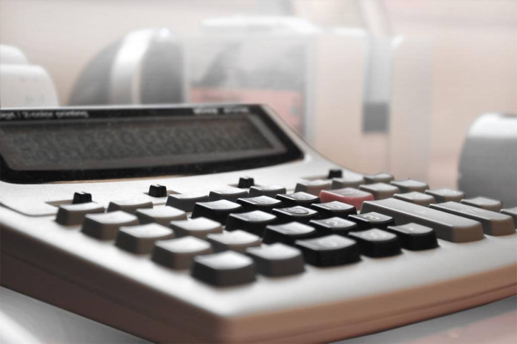 kusters-administratie-rekenmachine